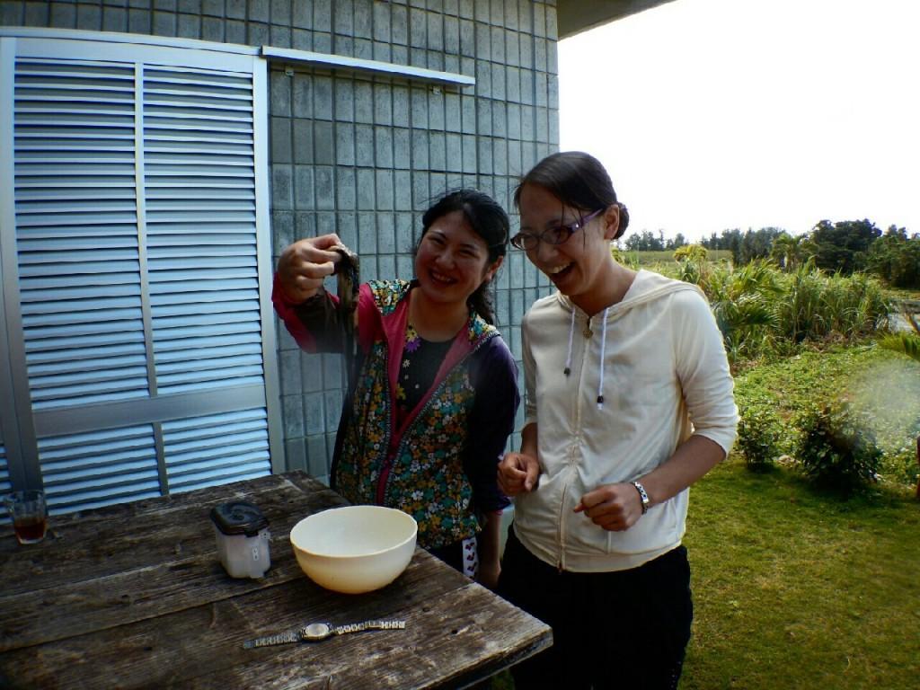 島タコの調理