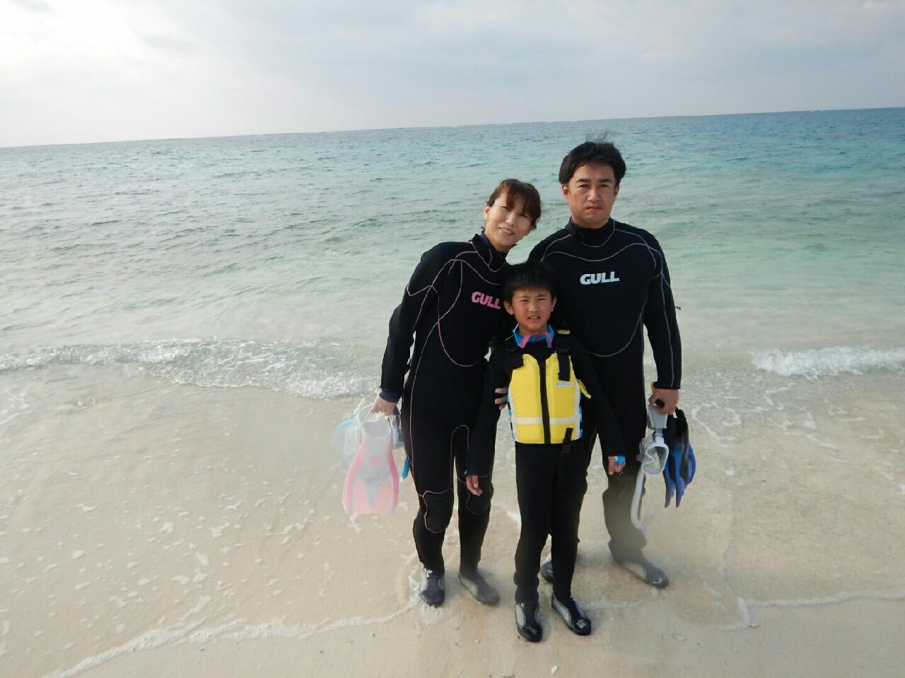 宮古島の砂浜は綺麗